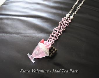 Sweet Ice-cream Necklace