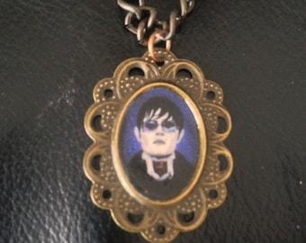 Dark Shadows necklace - Tim Burton inspired