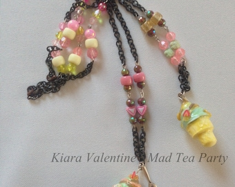 Sweet Lolita - I want Candy Necklace - chose between 2 different colors