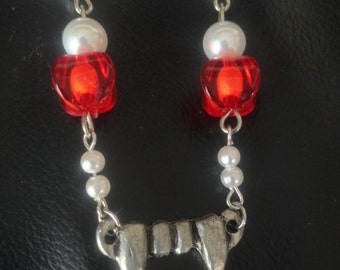 Vampire Necklace - I wanna do bad things with you - True Blood