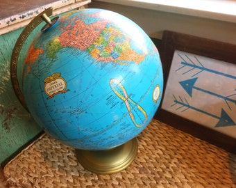 "Cram's 12"" Imperial World Globe"
