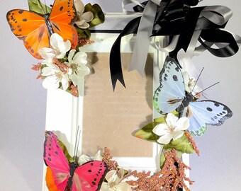 Saaj Butterfly Photo Frame