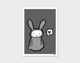 LoveBun Print