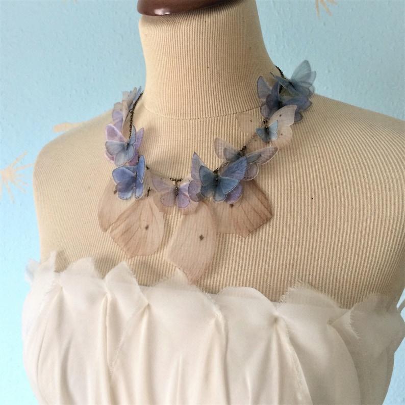 Faery Dress Boho Wedding Dress Fairy Wedding Dress Pixie image 0
