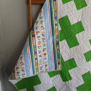 Quilt with Firetrucks-Baby Toddler Child Quilt-Emergency Vehicles Quilt-Free Shipping