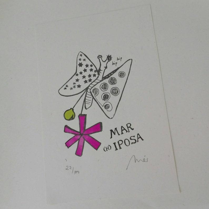 Mariposa/ Butterfly image 0