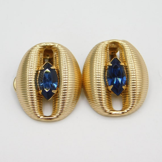 Napier Egyptian Earrings, Vintage Napier Earrings,