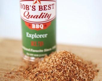 Explorer Spice Rub Bob's Best Quality