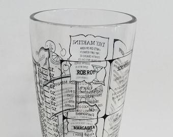 Funky Vintage Cocktail shaker