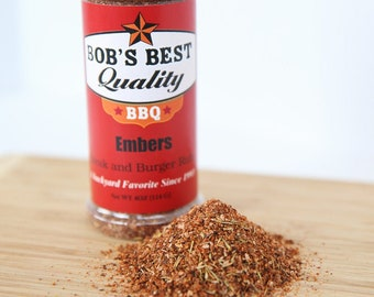 Embers Spice Rub Bob's Best Quality