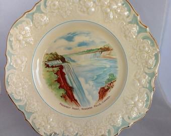 Commemorative Niagara Falls Plate (19C)