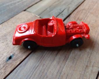 "Vintage TootsieToy Diecast Model ""B"" Car (19A)"
