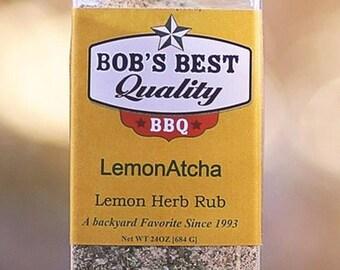 LemonAtcha 24 oz - Bob's Best Quality
