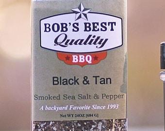 Black and Tan 24 oz. Bob's Best Quality