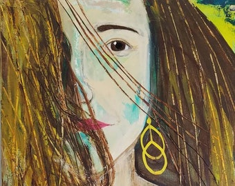 Windswept by Theresa Wells Stifel