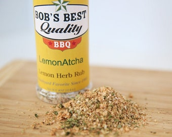 LemonAtcha Spice Blend Bob's Best Quality