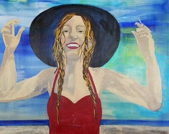 Annie's Smile Is Infectious by Theresa Wells Stifel