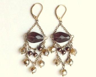 Artisan Dangly Earrings