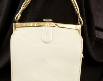 Distressed Vintage Handbag