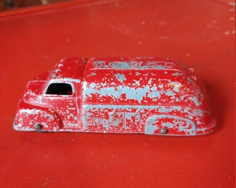 Vintage TootsieToy Diecast Car - Tanker (19A)