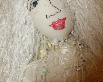 Story - Art Doll by Theresa Wells Stifel