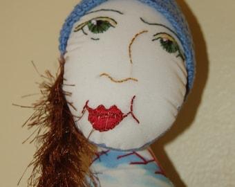 Poppy - Art Doll by Theresa Wells Stifel