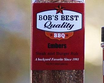Embers Spice Rub - 24 oz Bob's Best Quality