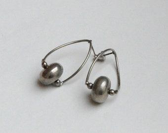 Sterling Pierced post earrings
