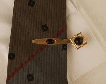 Vintage Tie Bar and Cuff Link Set