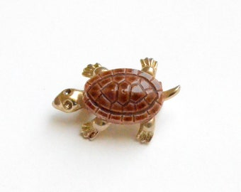 Tiny Turtle Pin