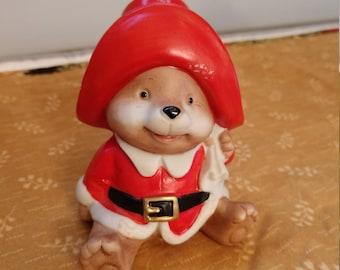 Adorable Christmas Bear by HomeCo, Holiday