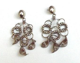 Bubbly Springs earrings