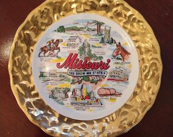 Commemorative State of Missouri Plate (19C)