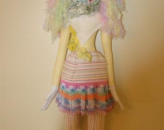 Blossom - Art Doll