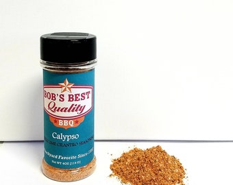Calypso - chili, lime, cilantro spice blend by Bob's Best Quality