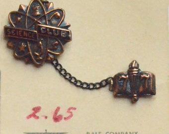 Science Club pin set