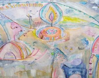 Celebration Painting