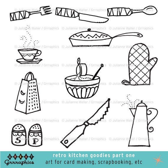 pots and pans clipart - Google Search | Clip art, Pots and pans, Cooking set