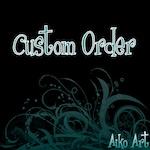 Custom listing for Julie S