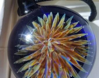 sea anemone pendant