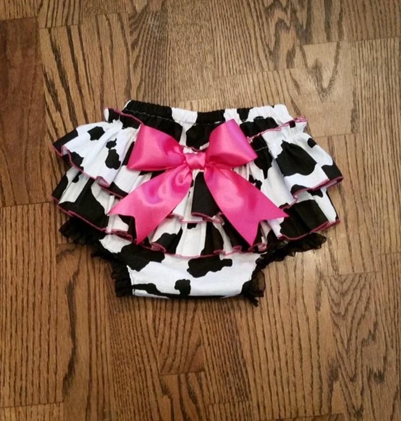 Cowgirl Ruffle Bloomers image 0
