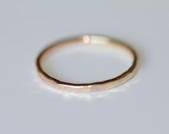 14k gold-filled fine ring 1.5mm