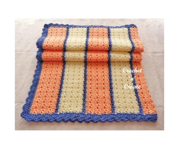 Crochet Snugly Warm Lapghan Crochet Pattern Download Cnc149 Etsy