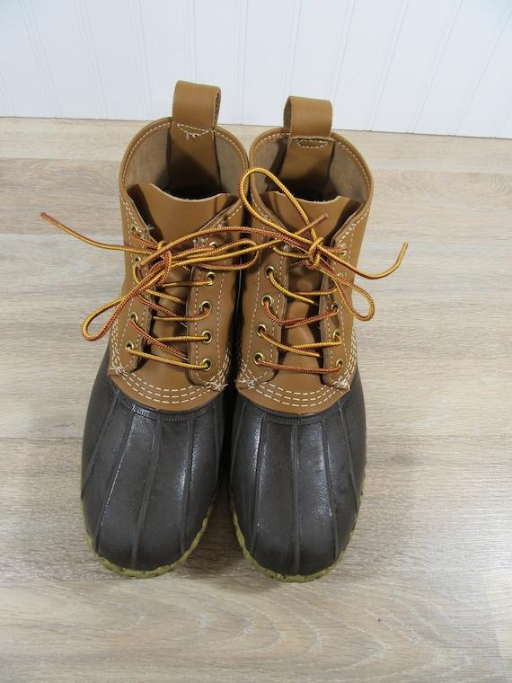 bean boots Hombre
