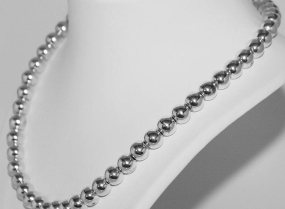 925 SILVER BALL BEAD 1.5MM CHAIN NECKLACE LOBSTER CLASP ALL INCH SIZES UK SELLER