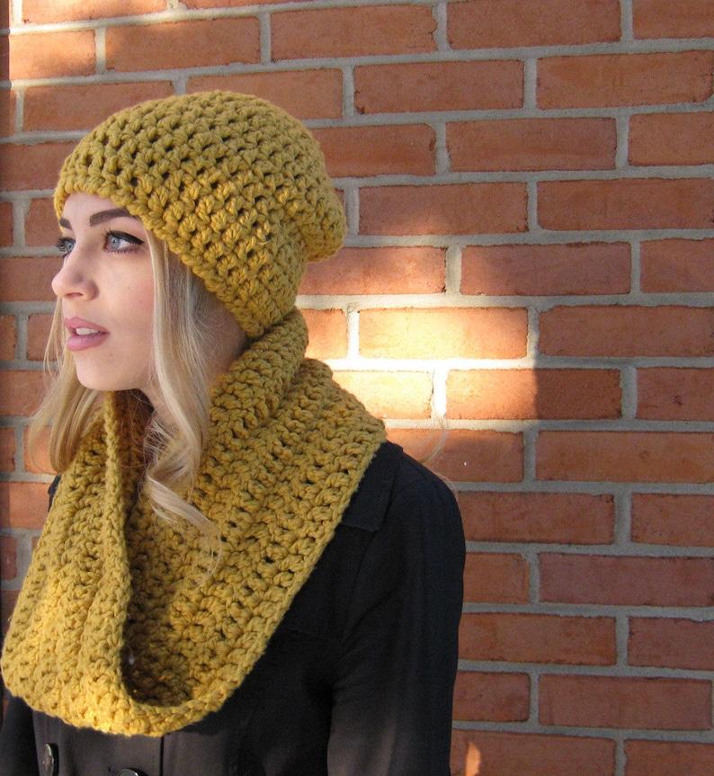 78f8b549 Organic Cotton Hat Slouchy Beanie Organic Cotton Beanie | Etsy