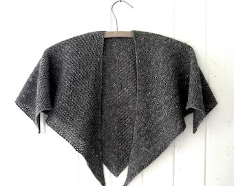 PRINT Knit Pattern - On Off Shawl