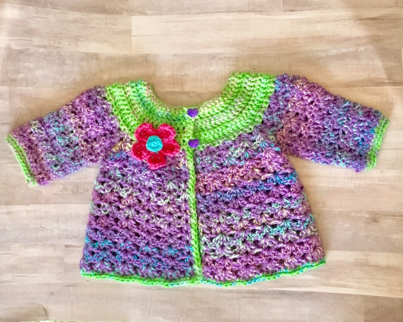 720d5b2f1 Baby Girl Sweater Boho baby clothes toddler infant girls