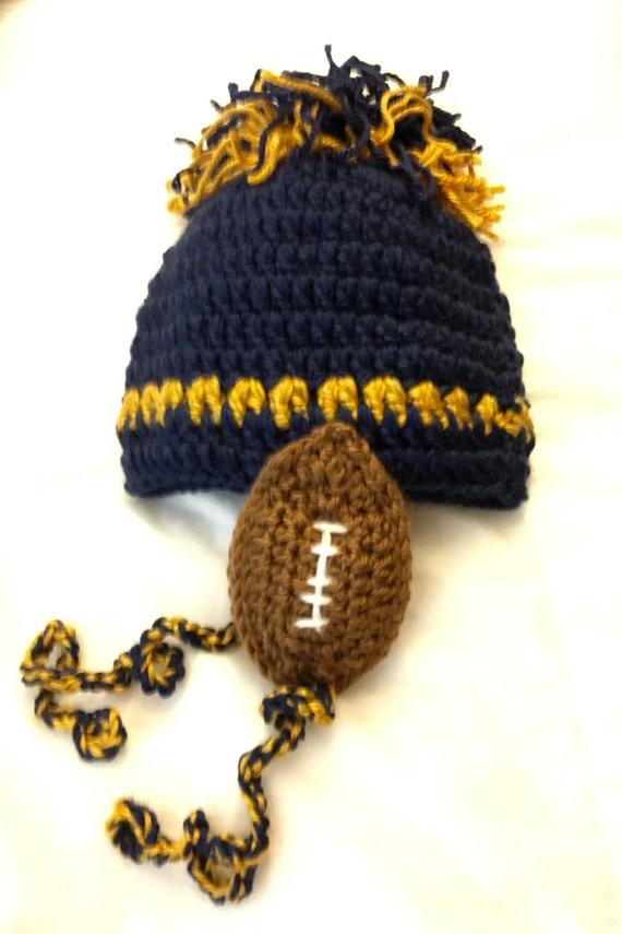 Football team Hats sports Team Hats Kids toddler Winter  6997c95f1