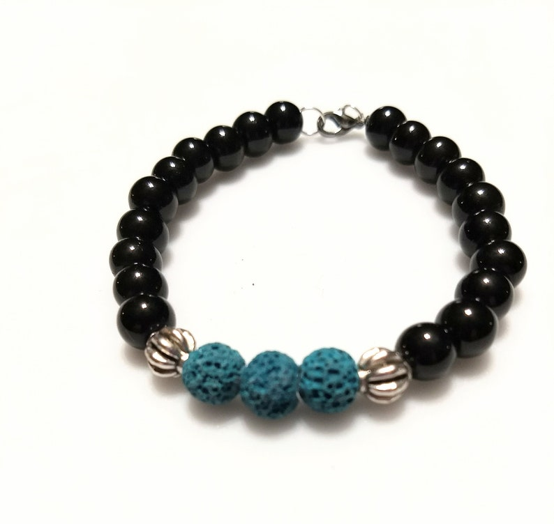 Diffuser bracelet  aromatherapy jewelry image 0